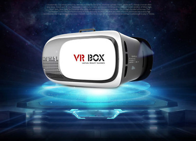 VR Brille 3D Virtual photo game film immergere Cuffie per occhiali realistici