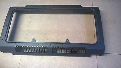 Land Rover Defender Aircon Grille Panel & Meshplate For Td5/Early Tdci