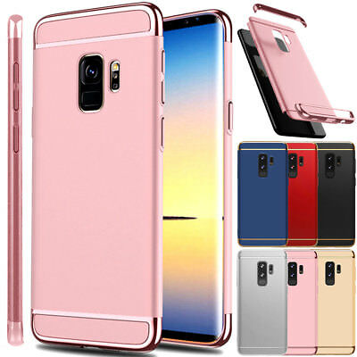 Luxury Slim Shockproof Hard Back Case Cover For Samsung Galaxy S9 / S9+ Plus