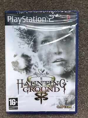 PlayStation 2 Game: Haunting Ground (Superb Sealed Condition) UK PAL