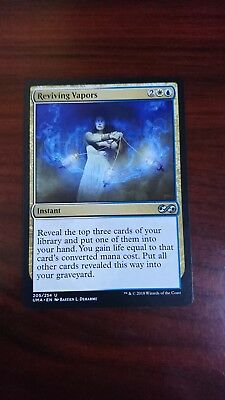 x4 Reviving Vapors MTG Ultimate Masters U M//NM English