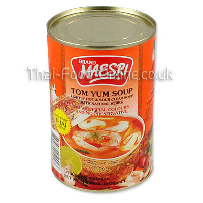 Authentic Thai Tom Yum Soup by Mae Sri (C054) *** UK Seller - Quick delivery ***