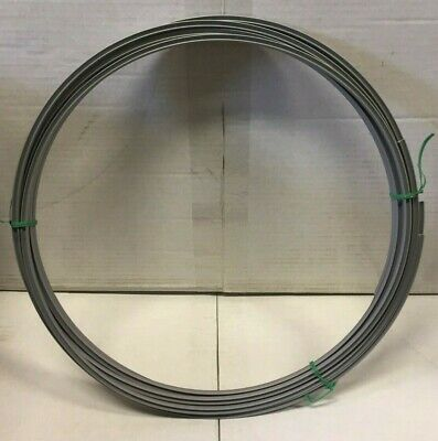 """Alloy Wheel Protector (Rim-Pro Tec) 4X14""""-22"""" Silver (Replacement Track Only)"""