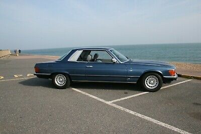 Mercedes Benz 380SLC  - Excellent restored car with lots of history