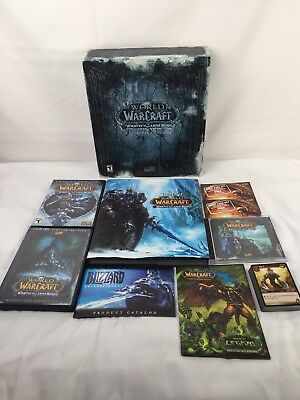 World of Warcraft: Wrath of the Lich King Collector's Edition Boxed Set