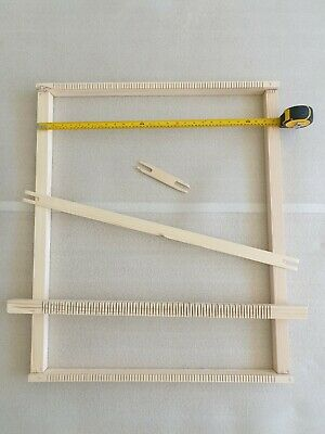Weaving loom /frame  70cms x 80cms . 7.5mm spacing