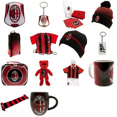 Official AC MILAN Football Club Merchandise Christmas Birthday Fathers Gift