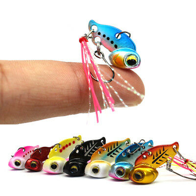 Artificial H W0R6 3g 6g Metal Mini Ice Fishing Lure Lead Copper Lures Bait 2018