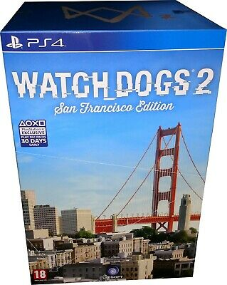 PS4 Watch Dogs 2 San Francisco Edition (NEW)
