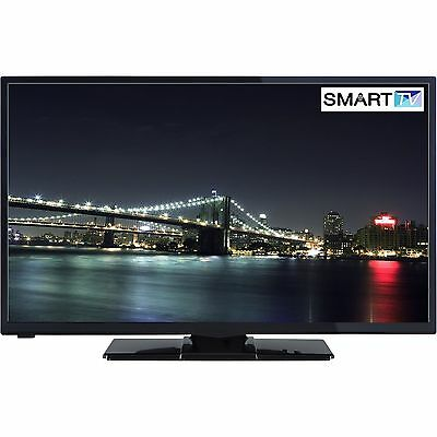 """Digihome 32"""" LED SMART TV Freeview HD LED TV / 32273SFVPT2HDBK / Freeview Play"""