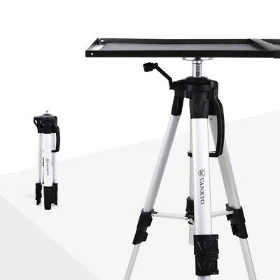 Portable Projector /Laptop Travel Tripod Mount Holder Stand Height Adjustable UK