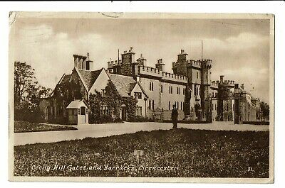CPA-Carte postale-  Royaume Uni-Cirencester -Cecity hill gates and Barracks-1950