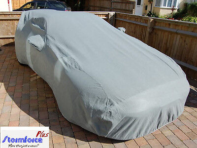 "Jaguar XK8 / XKR (Pre 2006) ""Stormforce PLUS"" Outdoor Fitted Car Cover"
