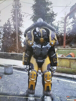 FALLOUT 76 (XBOX ONE) Neon Signs and Letters Plan - $5 00