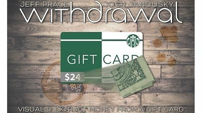 Withdrawal (Euros) by Jeff Prace and Josh Janousky - Magic Tricks