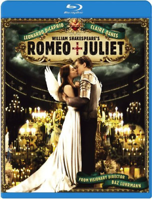 DRAMA-William Shakespeare's Romeo + Juliet (Importación USA) Blu-Ray NUEVO