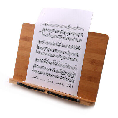 Foldable Tablet Music Document Stand Book Stand Holder Cookbook Stand