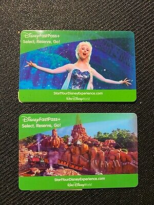 2 Adult Two Day Disney World Park Hopper Tickets