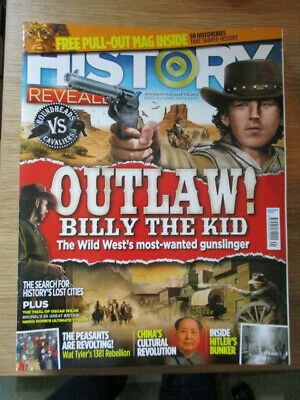 History Revealed Magazine Issue 41 April 2017 Billy The Kid