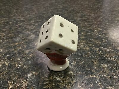 Dice Cane Topper MISC. VINTAGE STUFF OTHER