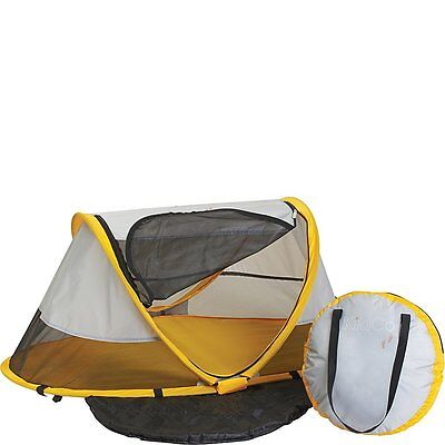 KidCo Pea Pod Toddler/Child Travel Bed in Sunshine Yellow