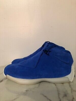 outlet store 34f1d c1f45 Air Jordan XVIII 18 Retro mens basketball shoes size 12 AA2494-401