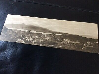 KYLE OF LOCHALSH AND MOUNTAINS OF SKYE KYLE PHARMACY KYLOID SERIES No 1