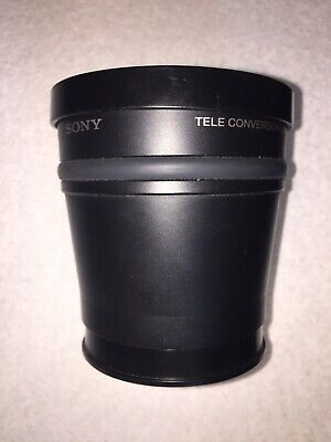 Used Sony VCL-DH1758 1.7X Tele Conversion Lens