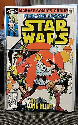 Star wars Annual 1 1997 vol 1