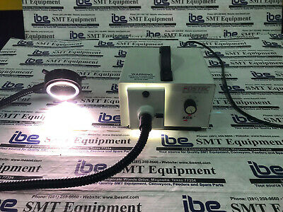 Schott-Fostec ACE I EKE Light Source Illuminator with Attachment & Warranty!!!!