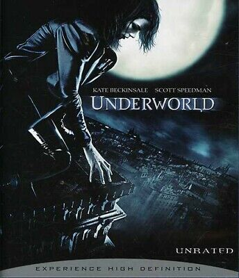 Underworld (Blu-ray Disc, 2007, Unrated)