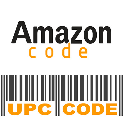 2000 UPC Code for Listing On Amazon Certified by GS1 EAN Code Number Barcode