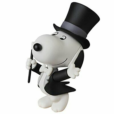 UDF Ultra Detail Figure PEANUTS Series 7 MAGICIAN SNOOPY non-scale PVC Painted