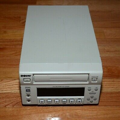 SONY Model DVO-1000MD Medical Video DVD Recorder - Working Well