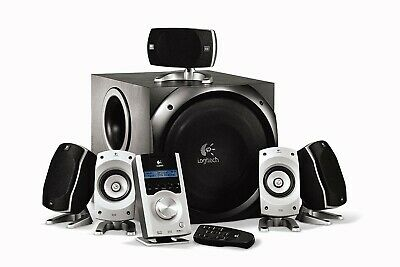 Logitech Z-5500 5.1 THX Surround Sound Speaker System