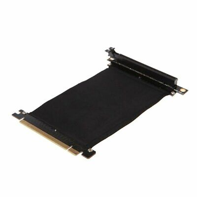 PCI Express PCIe3.0 16x Cable Card Extension Port Adapter High Speed Riser AZ
