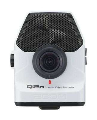 NEW Zoom Q2n/W Handy Video Recorder White from JAPAN