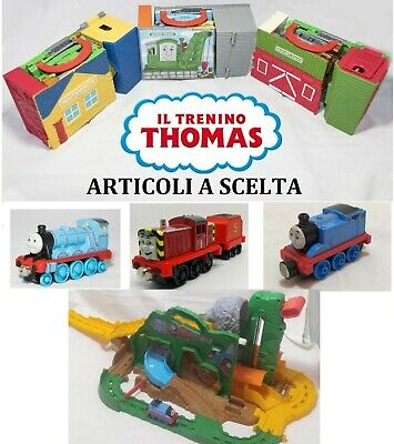 TRENINO THOMAS Fisher Price DGL03 My First Mille Bolle