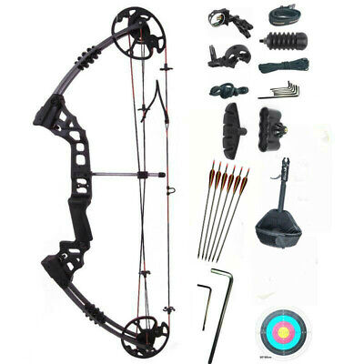 20-70LBS Magnesium Alloy Adjustable New Compound Bow Archery Sports Hunting