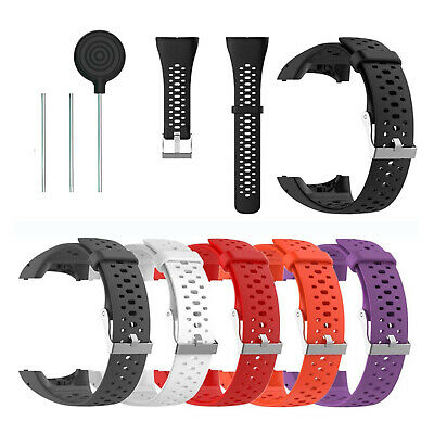 Silicone Wrist Strap Watchband Replace for Polar M400 M430 GPS Sport Smart Watch