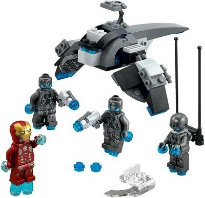 LEGO ### NO BOX ### Marvel Super Heroes 76029 Iron Man vs. Ultron ### NO BOX ###