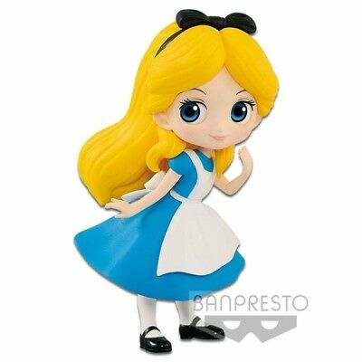 Alice in Wonderland Alice Figure Q posket petit Disney Characters F/S