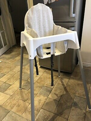 IKEA Antilop High Chair with cushion barely used