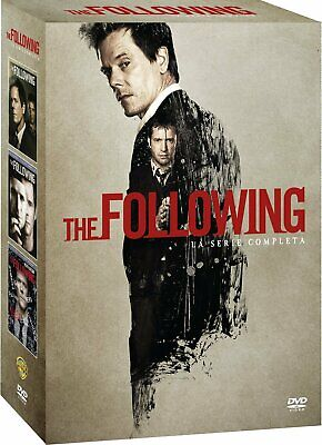 The Following - La Serie Completa   (DVD) Nuovo originale e sigillato