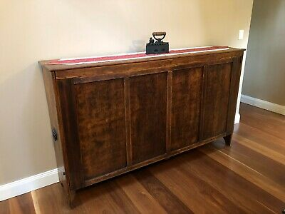 Antique Murphy Bed - Fold Out Bed - Good Condition