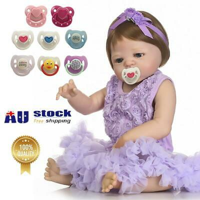 Dummy Magnetic Soother Pacifier Dynamic for Baby simulated lifelike Reborn Doll