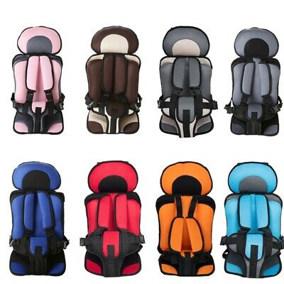2X(Car Child Baby Protection Seat Portable Sponge Child Chair For Children I9L6
