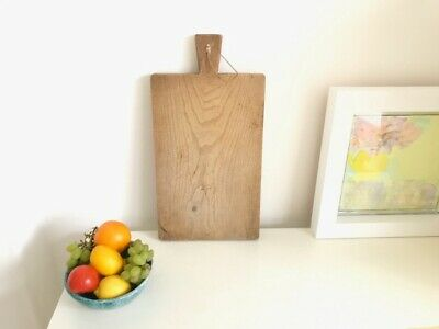 Vintage French Wooden Chopping/Bread Board