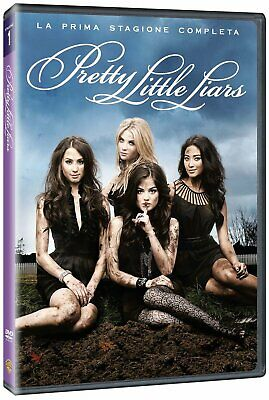 Pretty Little Liars Stagione 1  (DVD) Nuovo originale e sigillato
