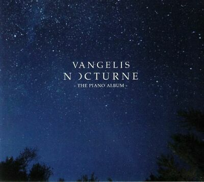 VANGELIS - Nocturne: The Piano Album - CD